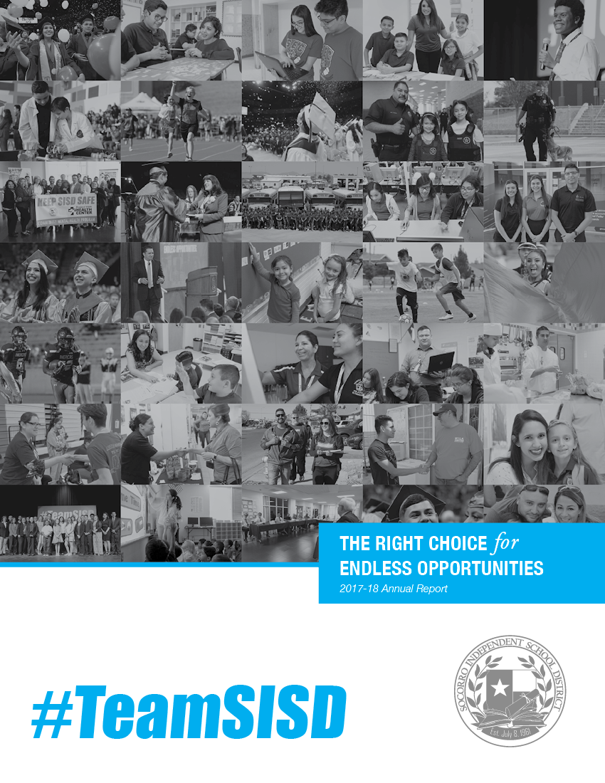 2017-18 Annual Report Cover